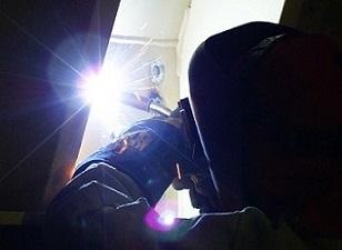 welding labour